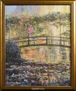"""Картина """"Большой японский мост"""""""