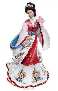 """Лена Лю """"Принцесса цветущих слив"""", статуэтка."""