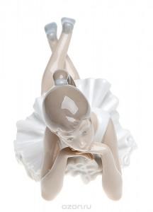 """Статуэтка """"Балерина отдыхает""""."""
